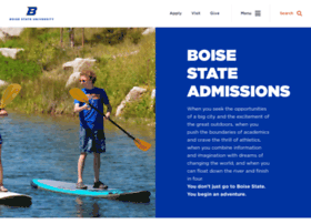 admissions.boisestate.edu