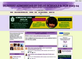 admissionsnursery.com