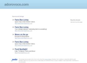 adorovoce.com