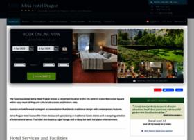 adria-hotel-prague.h-rez.com