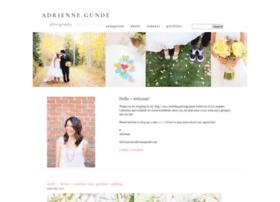 adriennegundeblog.com