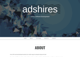 adshires.co.uk