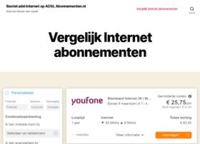 adslabonnementen.nl