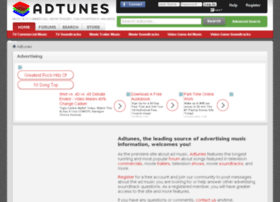 adtunes.com