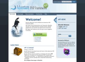 adventure-php-framework.org