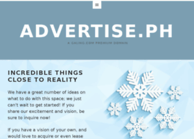 advertise.ph
