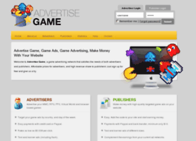 advertisegame.com