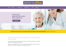 adviceoncare.co.uk