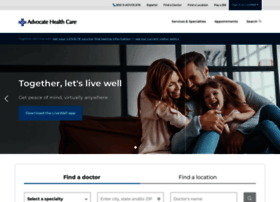 advocatehealth.com