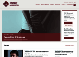 aeaweb.org