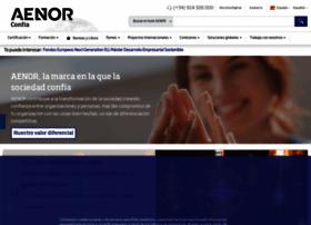 aenor.es
