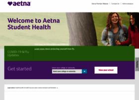 aetnastudenthealth.com