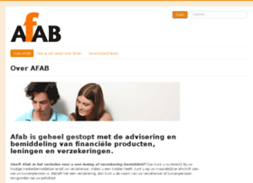 afab.nl