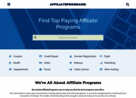 affiliateprograms.com