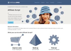 affiliateproscript.com
