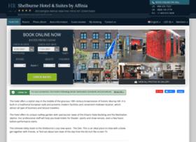 Affinia-shelburne.hotel-rv.com