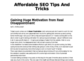 affordableseotipsandtricks.com