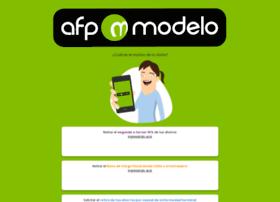 Afp-modelo.cl