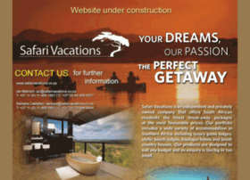 african-vacation.co.za
