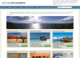 africanencounters.com