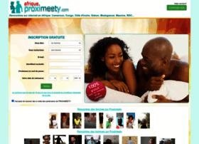 afrique.proximeety.com