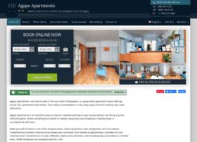 agape-aparthotel-budapest.h-rez.com