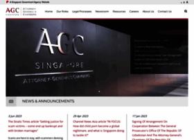 agc.gov.sg