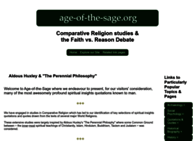 age-of-the-sage.org