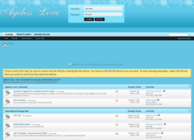 agelesslove.com