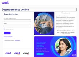 Agendamentoonline.amil.com.br