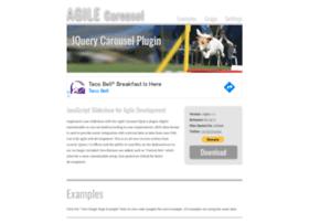agilecarousel.com