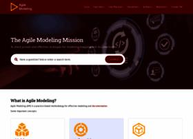 agilemodeling.com