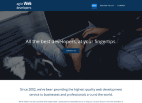 agilewebdevelopers.com