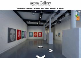 agora-gallery.com