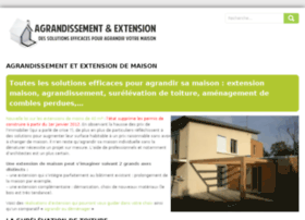 agrandissement-extension.com