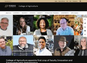 agriculture.purdue.edu