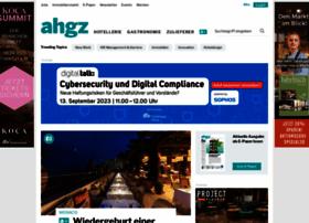 ahgz.de