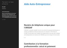 aideautoentrepreneur.com