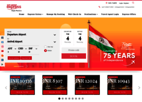 Airindiaexpress.in