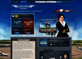 airlines-manager.com