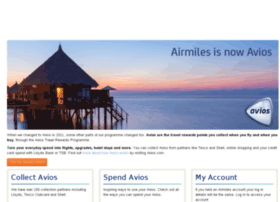 airmiles.co.uk