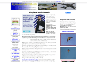 airplane-and-aircraft.com