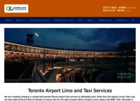 airportlimostoronto.com