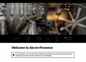 aixenprovencetourism.com