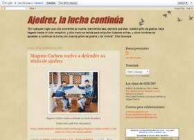 Ajedrezlaluchacontinua.blogspot.com.ar