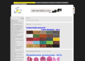 akmeneliai.com