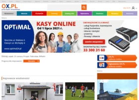 aktualnosci.ox.pl