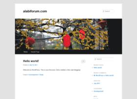 Alabiforum.com