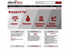 alacrastore.com