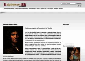 alalettre.com